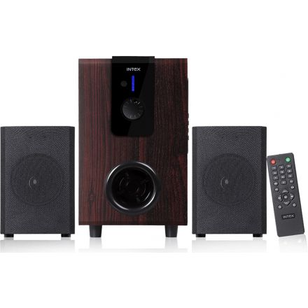 Intex IT-CHORAL WOOD, SD/USB/FM/BT/AUX 36W Zvučnici 2.1