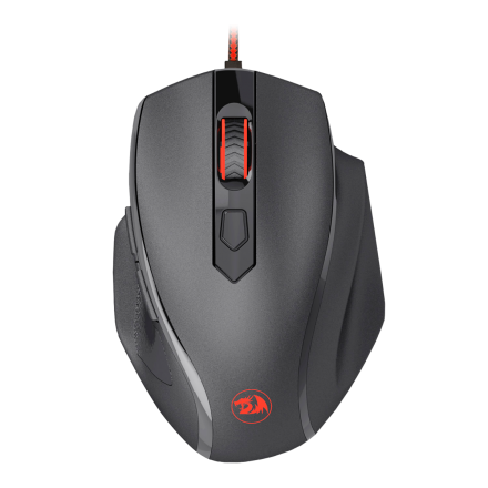 Redragon M709-1 Tiger2 Red LED Gaming Mouse 3200 DPI Wired Optica