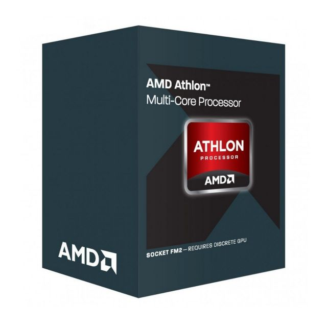 AMD Athlon X4 845 with Near Silent Thermal Solution Boxed
