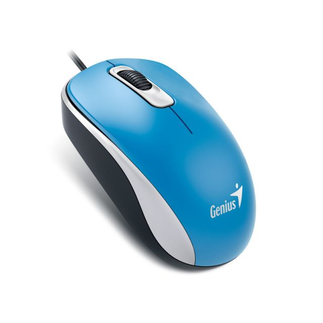 Genius DX-110 Ocean blue 1000dpi USB Optički miš
