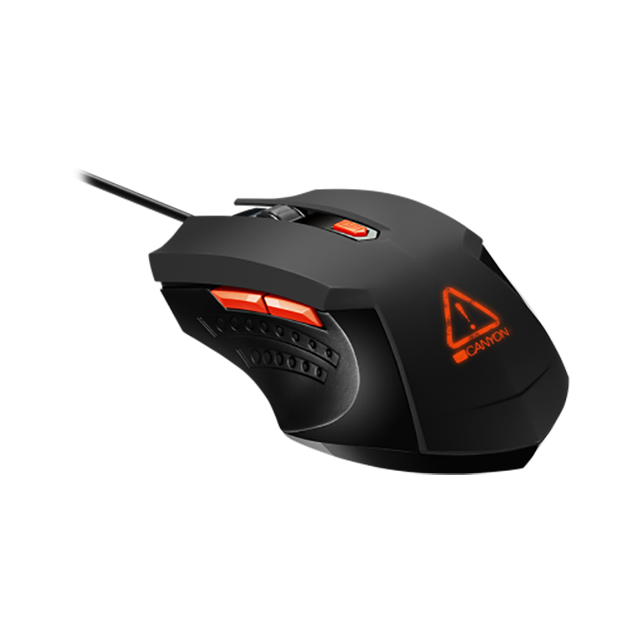 Canyon Star Raider Mouse CND-SGM01 3200dpi USB Optički gaming Miš