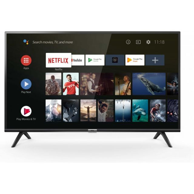 """TCL 50EP660 50"""" 4K Smart Android TV"""
